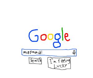 Is time to google mermaid