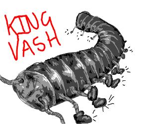 King Vash the Stampede