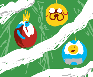 An Adventure Time Christmas