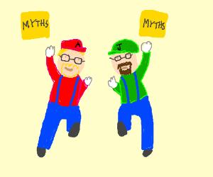 Super Mythbustin' Bros.