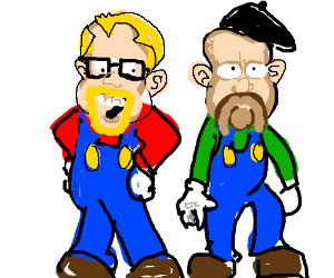 Super Mythbuster Bros.
