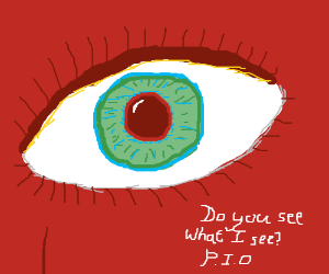 """""""Do you see what I see?"""" - pass it on."""