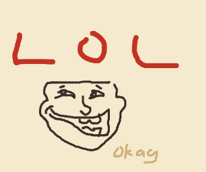 New Drawception Laws: be ignorant and dumb