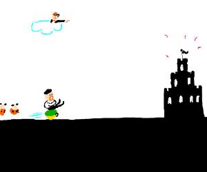 Mario myth buster brothers