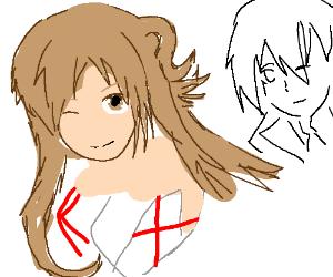 Asuna and Kirito (Sword Art Online)