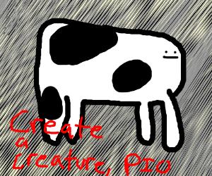 Create a creature,PIO