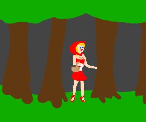 naughty lil girl