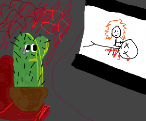 Cactus confirms that he has feelings