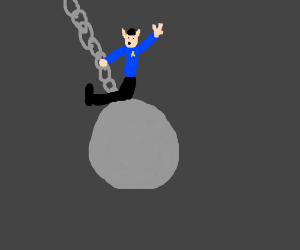 Spock came in like a wrecking ball!