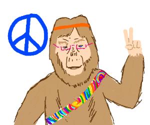Hippie Dr Zaius