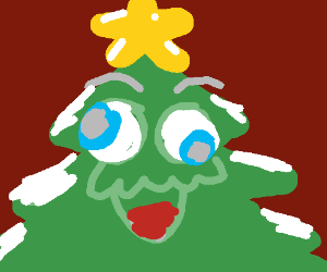 A (special) type of Christmas tree