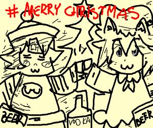 #MerryChristmas! (No, really.)