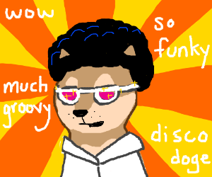 Wow, Such Doge, So Funky