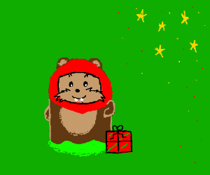 A Very Ewok Christmas
