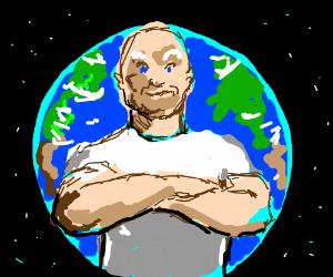 mr clean world domination