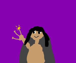 E.T. Lisa (E.T. as Mona Lisa)