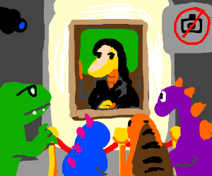 The Mona Lisa of the Jurassic period