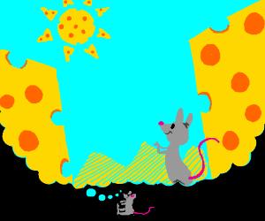 A Rat's Beautiful Mind