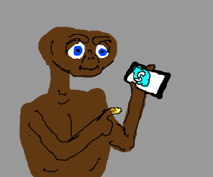 Skyping with ET