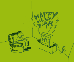 New Years traditions in /your/ country