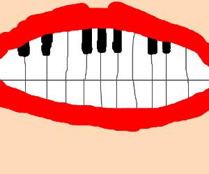 Piano Dentato