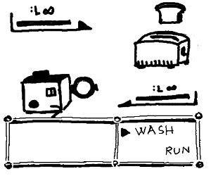 Pokemon: Washing mashine vs toaster