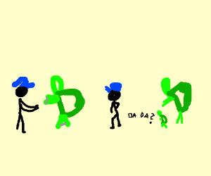 Green Turtle Man Didnt Do It