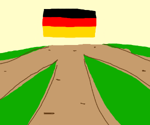 All roads lead to Germany