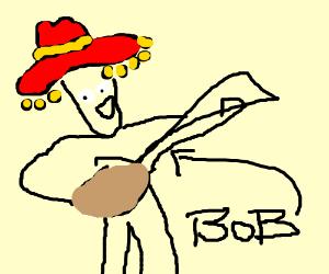 mexican man bob