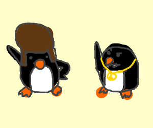 Penguin Disco