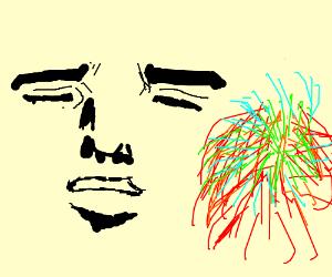 Artists' goodwill feel as good as fireworks.