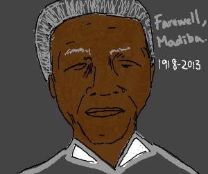 Farewell, Nelson Mandela
