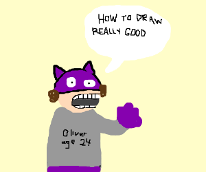 How to draw really good