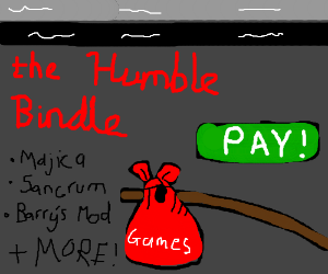 Black Market Humble Bundle