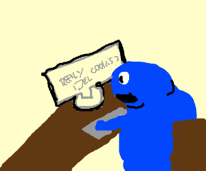 how to get cookie monster cookie clicker