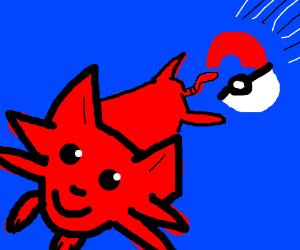 Drawception vet's avatars as pokemon <3