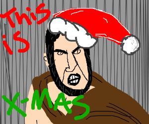 300: Christmas Edition