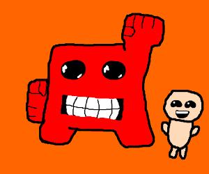 Indie Game Characters Unite!