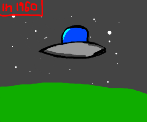 60's UFO