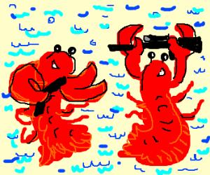 Lobster Mobsters