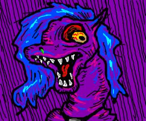 draw MLPFIM princess luna
