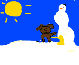 Draw something inspired by the color: Yellow
