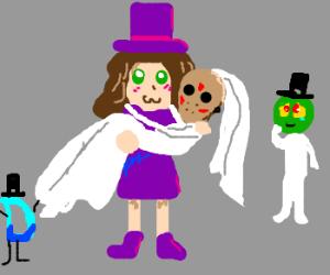 Corvax is sambchop's lovely bride