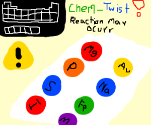 Twister - Science Edition