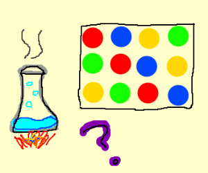 Chemistry or Twister? Only you can decide.