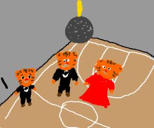 Daniel Tiger's Neighborhoo Tiger Family Formal