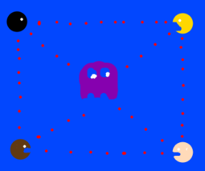 Pacman Racial Wars Unleashed