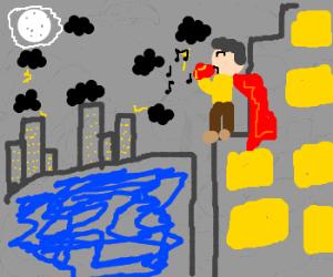 Classical Kazoo Hero