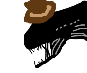 fancy xenomorph