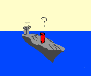 Imagining horrific implications of Battleship
